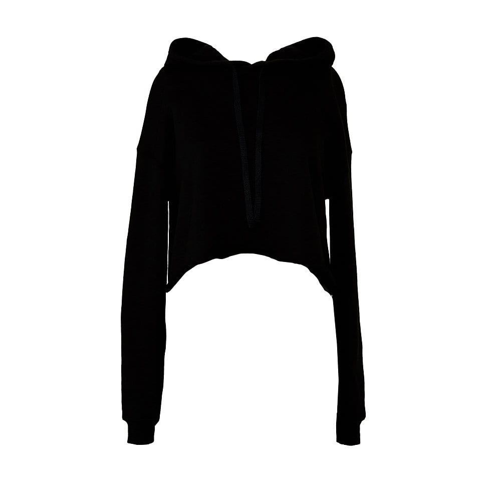 Bella+Canvas B7502 - WOMEN'S CROPPED FLEECE HOODIE