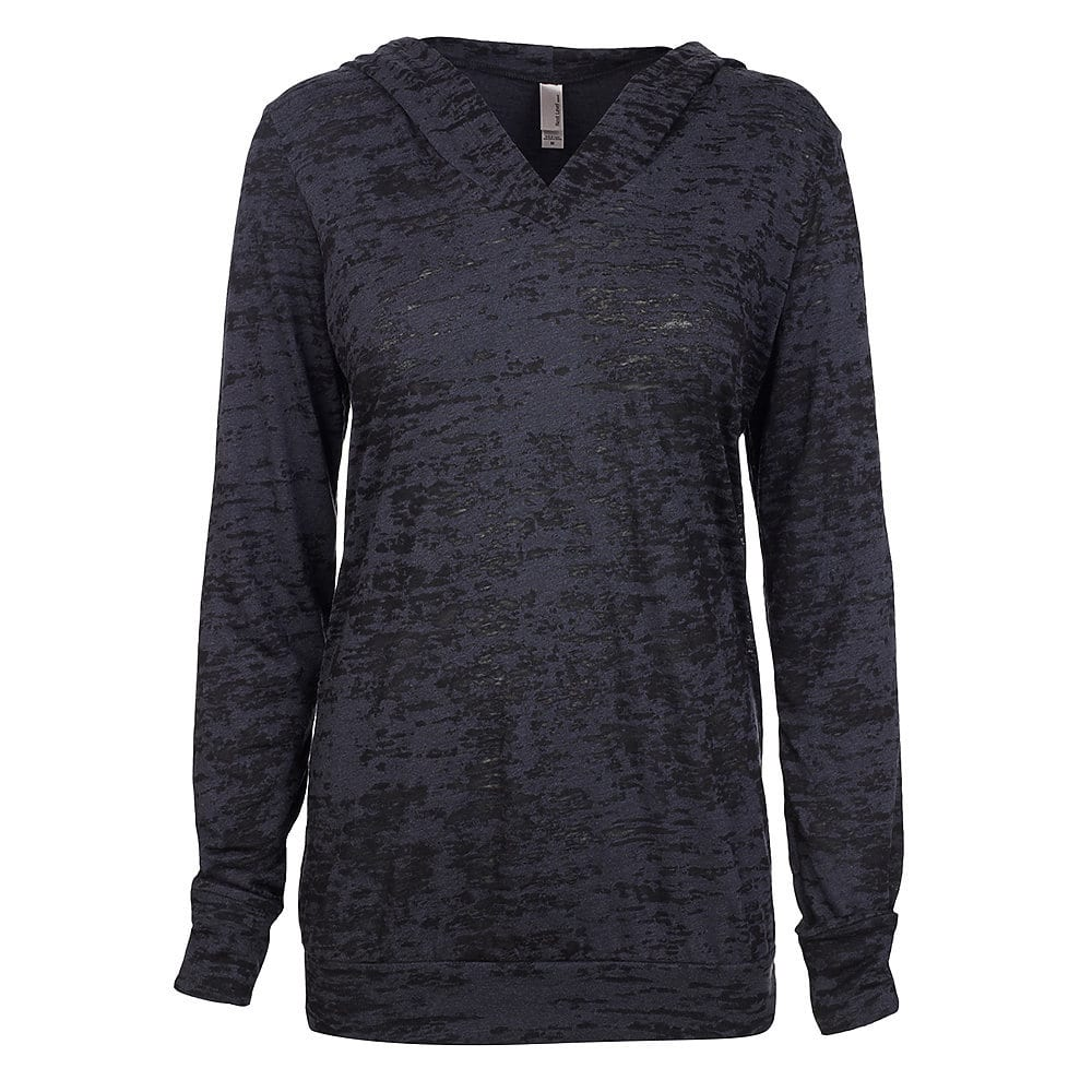 Next Level NL6521 - Womens Burnout Hoody
