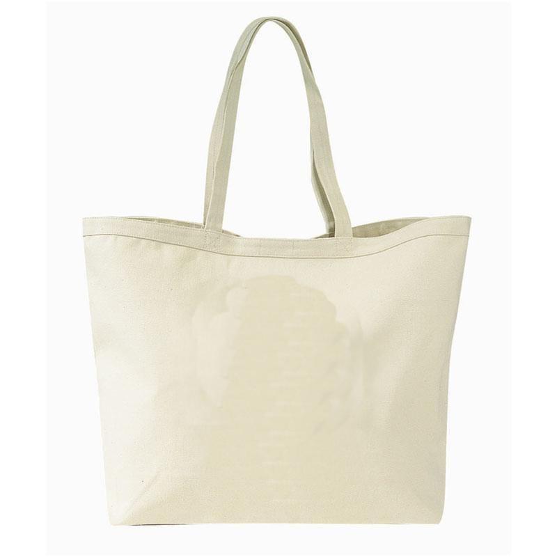 Q-Tees Q1200 - Canvas Big Tote Bag