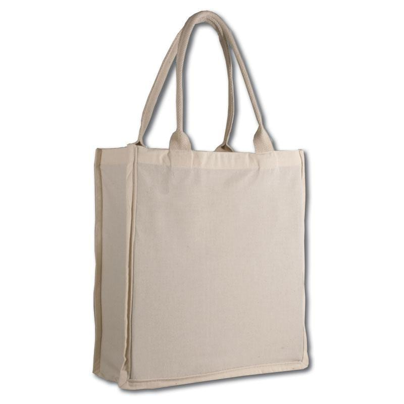 Q-Tees Q125500 - Fancy Shopper Bag