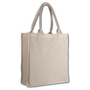 Q-Tees Q125500 - Fancy Shopper Bag
