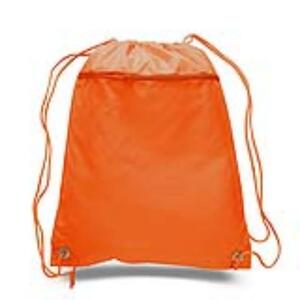 Q-Tees Q135200 - Cinch Up Polyester Backpack