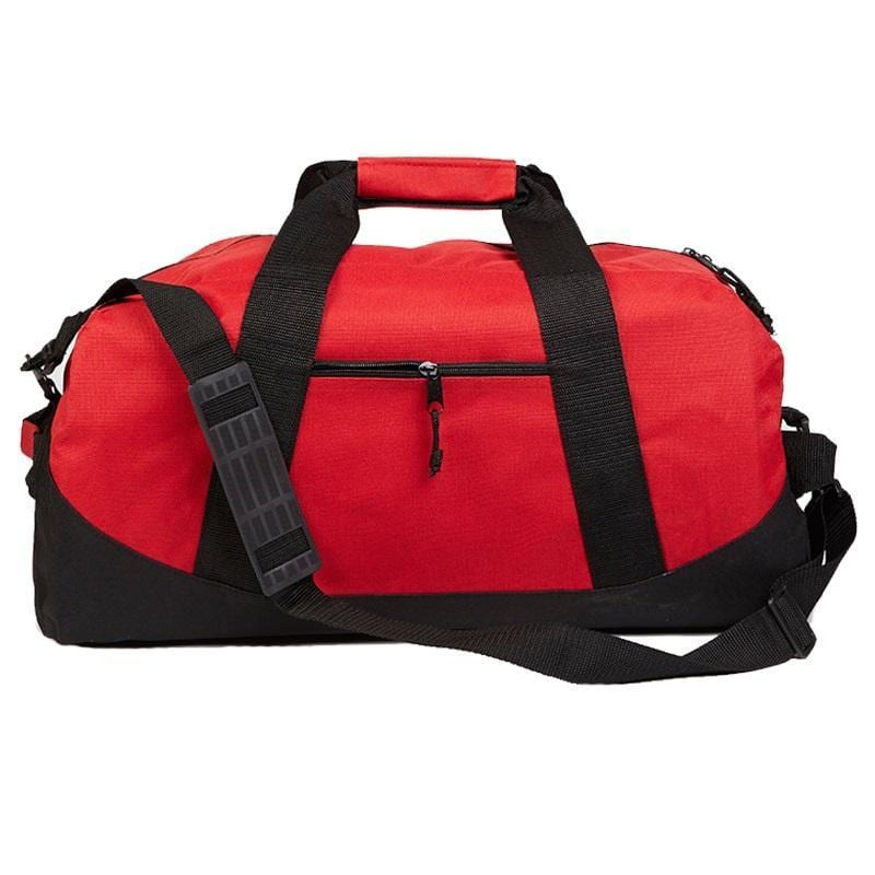 Q-Tees Q91223 - Zippered Duffle Bag