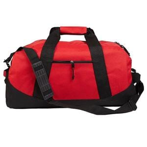 Q-Tees Q91223 - Zippered Duffle Bag