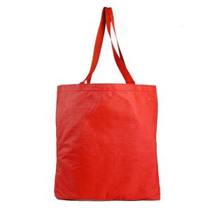 Q-Tees Q91284 - Polyester Tote Bag