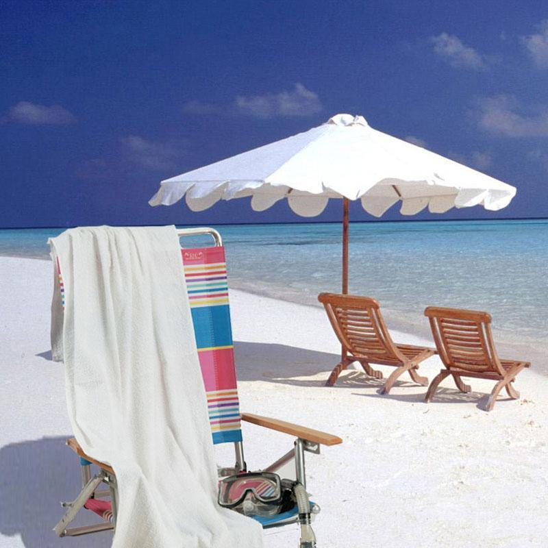 Q-Tees QV3560 - Velour Beach Towel 35x60