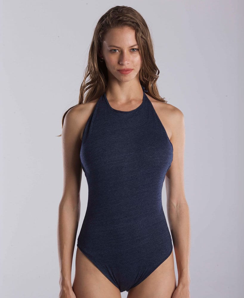 US Blanks US0223 - Ladies' Halter Bodysuit