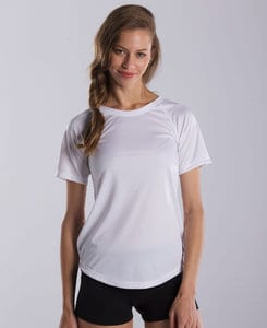 US Blanks US0299 - Ladies Performance Raglan Tee