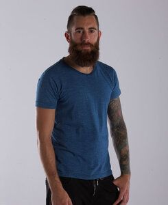 US Blanks US2404 - Adult True Indigo Tee