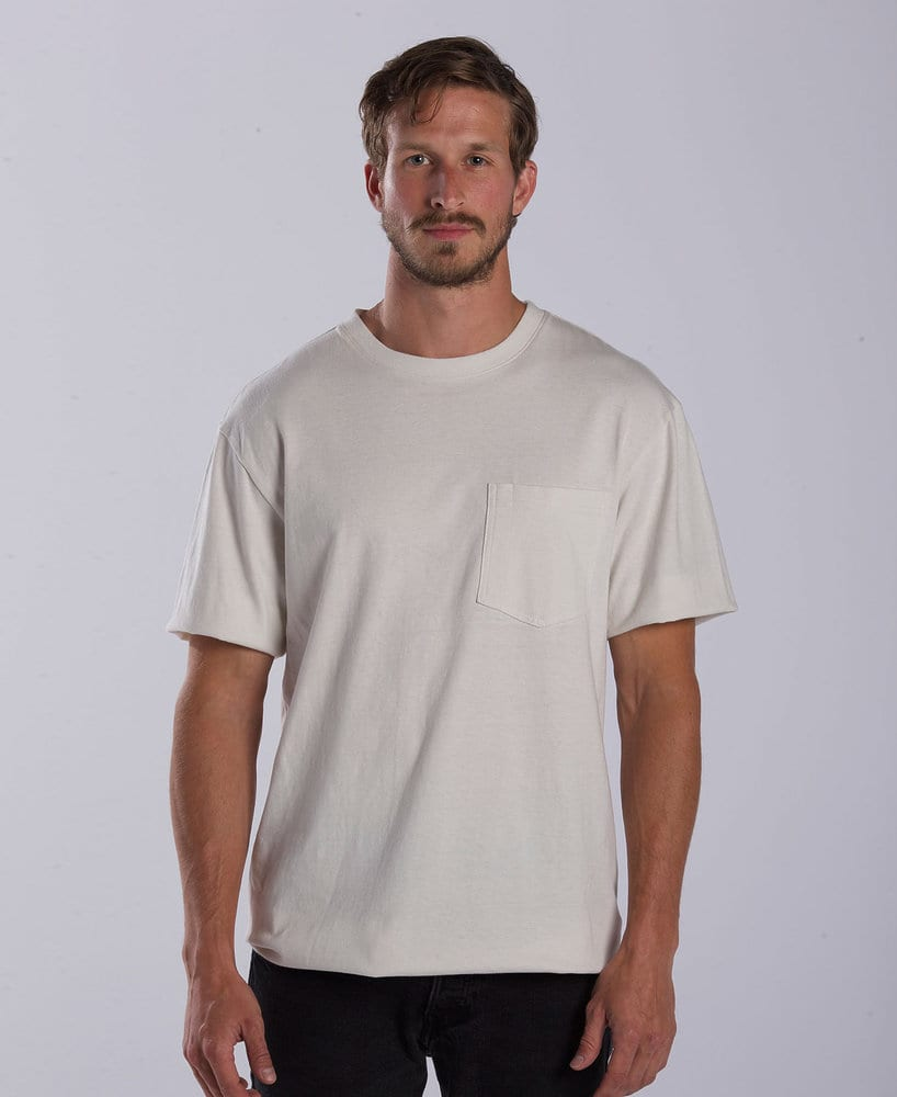 US Blanks US3017 - Adult Workwear Pocket Tee