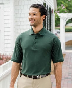 Whispering Pines WP0350 - 24/7 Adult Blend Ultra Soft Sport Shirt