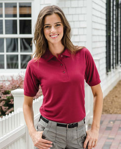 Whispering Pines WP0351 - 24/7 Ladies Performance Ultra Blend Sport Shirt