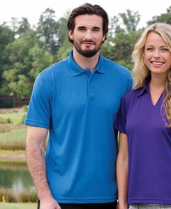 Whispering Pines WP2000 - Willow Point Adult Performance Baby Pique Sport Shirt