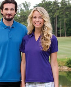 Whispering Pines WP2001 - Willow Pointe Ladies Performance Baby Pique Sport Shirt