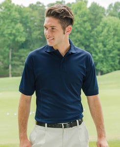 Whispering Pines WP2800 - Willow Pointe Adult Performance Textured Sport Shirt