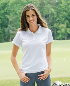 Whispering Pines WP2801 - Willow Pointe Ladies Performance Textured Sport Shirt
