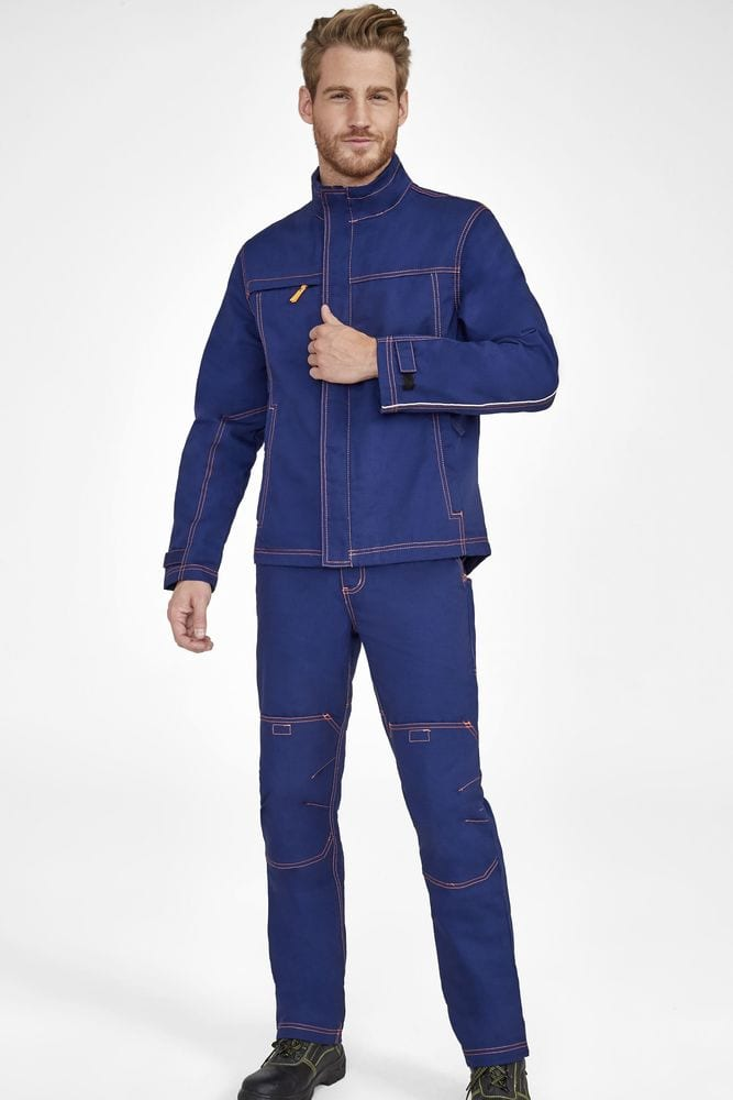 Sol's 01561 - Workwear Broek Heren éénkleurig Section Pro