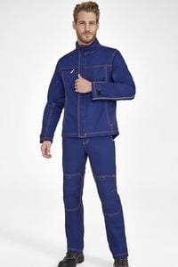 Sols 01561 - Workwear Broek Heren éénkleurig Section Pro