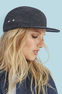 Sols 01667 - 5 Panel Speckled Cap Baldwin