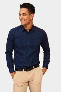 Sols 01648 - Becker Mens Polka dot Shirt