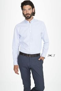 Sols 01650 - Mens Striped Shirt Beverly