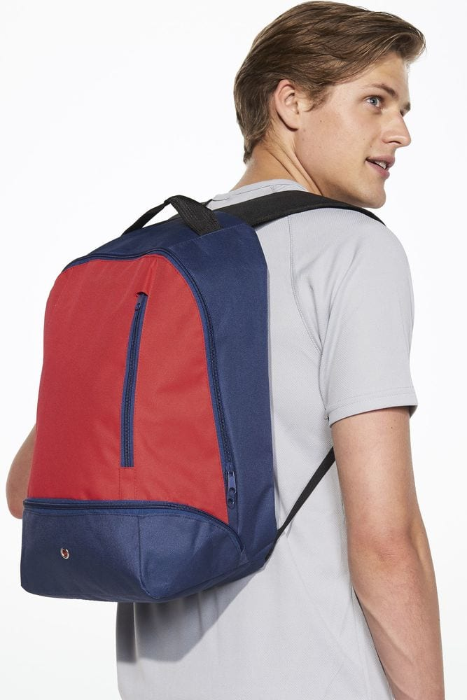 Sol's 01682 - Champ's Polyester Sporty Backpack