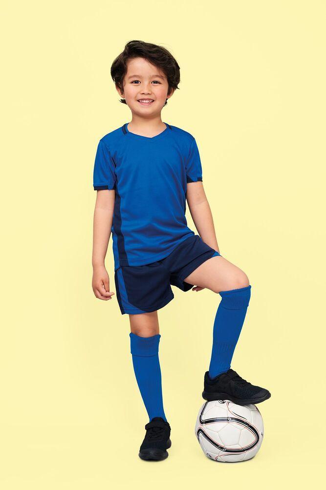 Sol's 01719 - Kids' Contrast Shirt Classico Kids