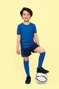 Sols 01719 - Kids Contrast Shirt Classico Kids