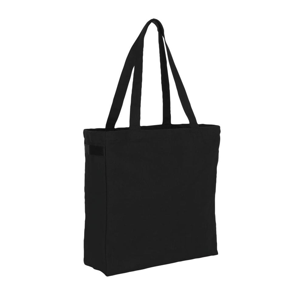 Sol's 01685 - Heavy Canvas Shopping Bag Concorde