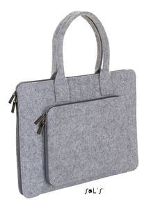 Sols 01686 - Felt Briefcase Cooper