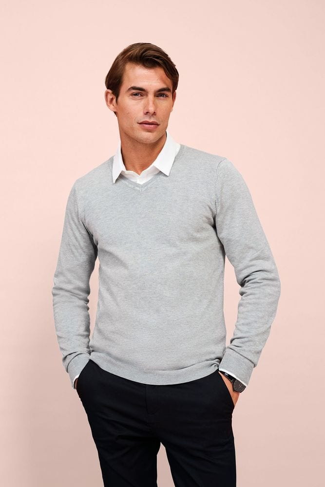 Sol's 01710 - Pull Col V Homme Glory