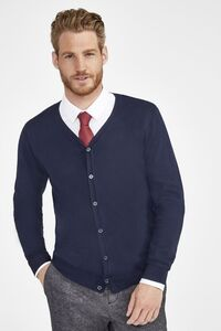 Sols 01715 - Mens V Neck Cardigan Griffith