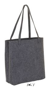 Sols 01677 - Borsa Shopping Maxi Formato In Feltro Lincoln