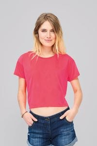 Sols 01703 - Damski crop top Eva
