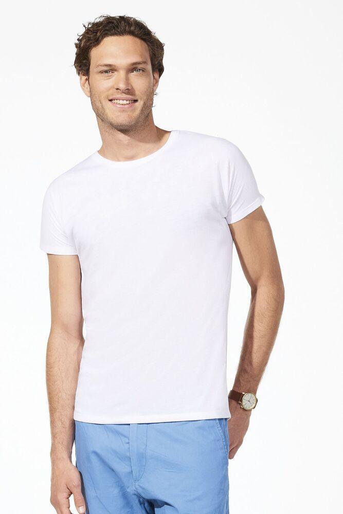 Sol's 01704 - Tee Shirt Homme Pour La Sublimation Magma