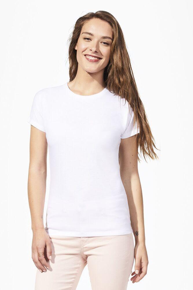 Sol's 01705 - Tee Shirt Femme Pour La Sublimation Magma