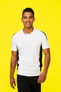 Sols 01638 - Adults Finely Worked Short Sleeve Shirt Maracana