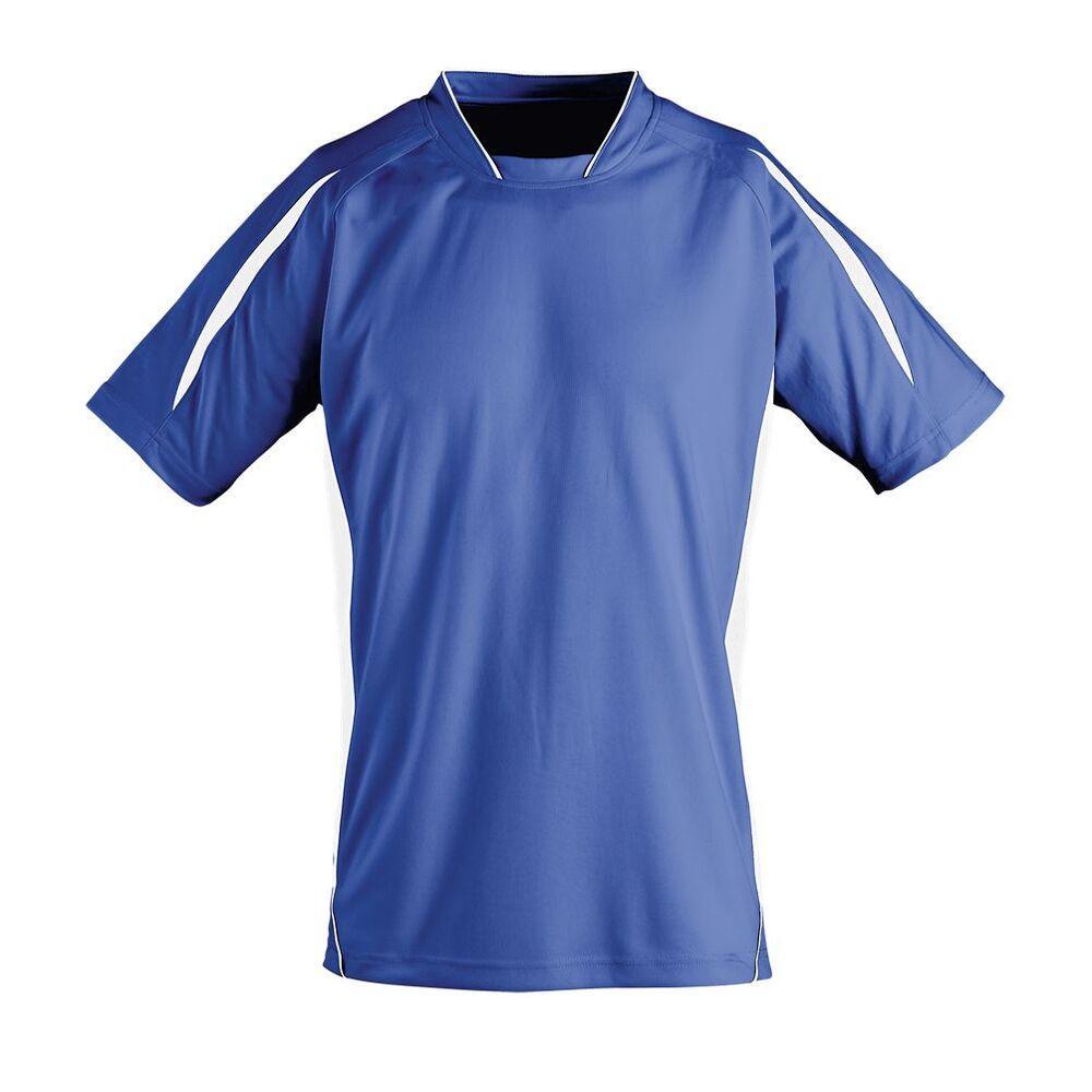 Sol's 01639 - Maracana Kids' Finely Worked Short Sleeve Shirt
