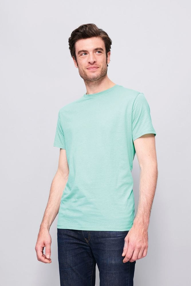 Sol's 01698 - Men's Round Neck Fitted T Shirt Marvin