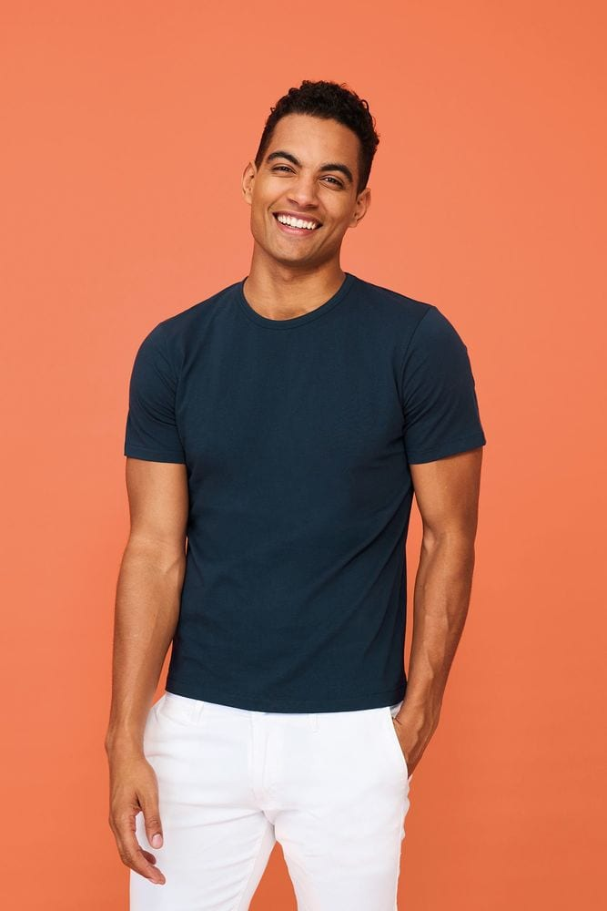 Sol's 01836 - Murphy Tee Shirt Col Rond Homme