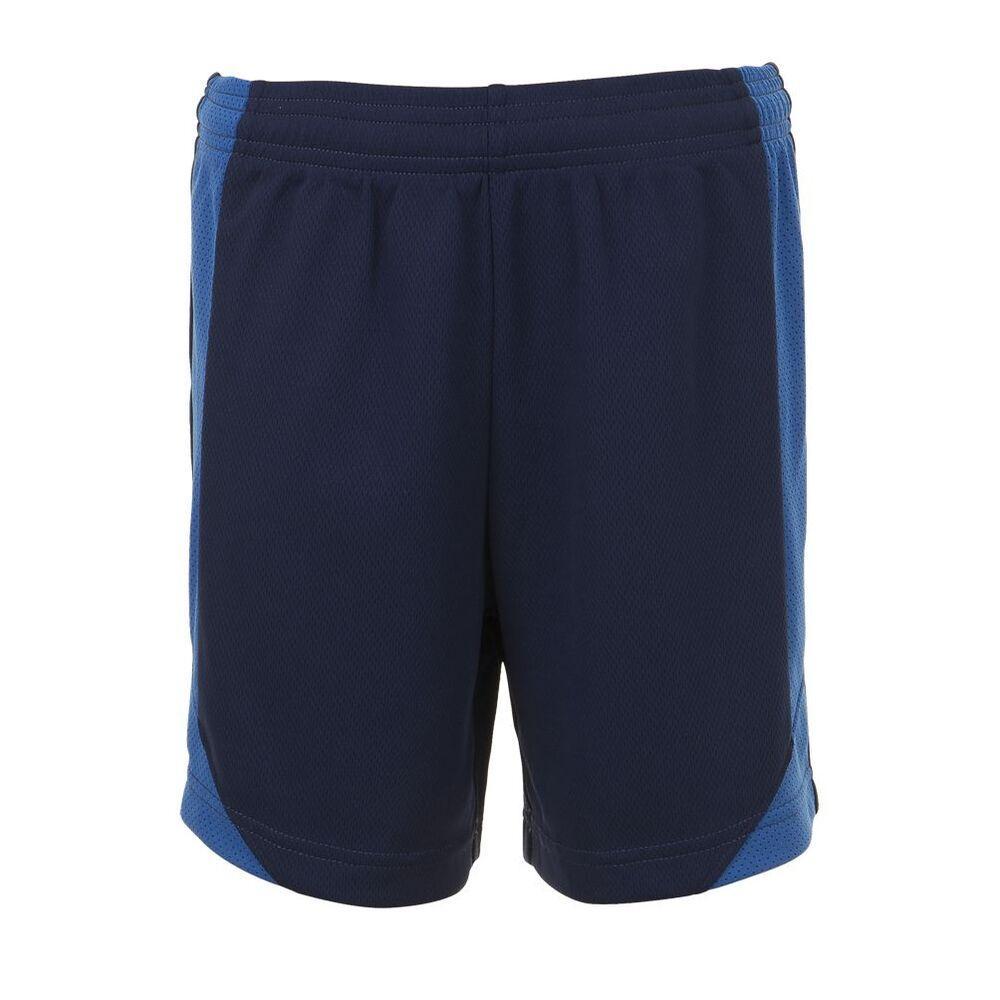 Sol's 01720 - Olimpico Kids' Contrast Shorts