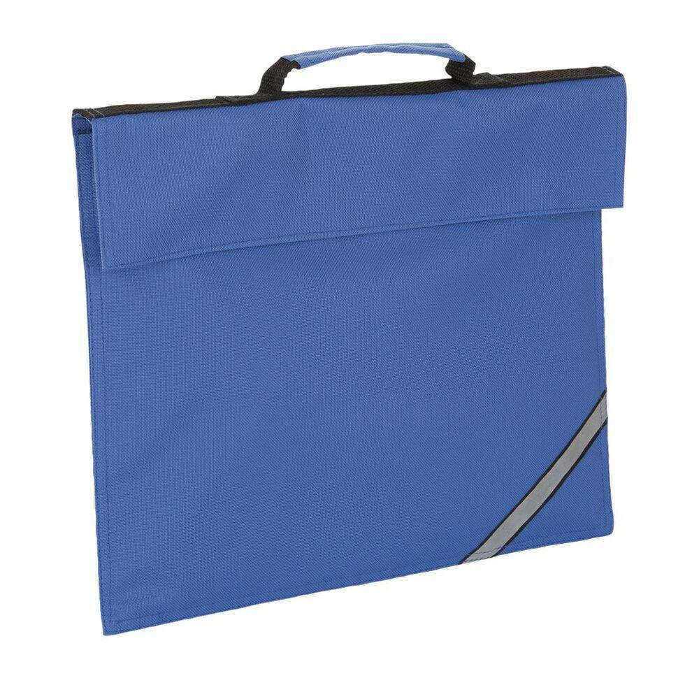 Sol's 01670 - Oxford 600 D Polyester Briefcase Reflective Strip