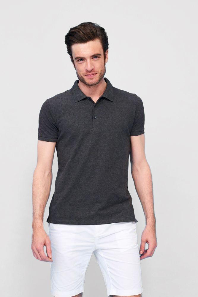 Sol's 01708 - Phoenix Men's Cotton Elastane Polo Shirt