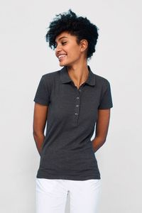 Sols 01709 - Phoenix Womens Cotton Elastane Polo Shirt