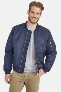 Sols 01617 - Remington Unisex Authentic Bomber Jacket