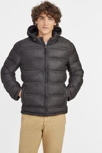 Sols 01622 - Ridley Mens Heat Sealed Padded Jacket