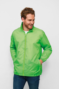 Sols 01618 - Unisex Water Repellent Windbreaker Shift