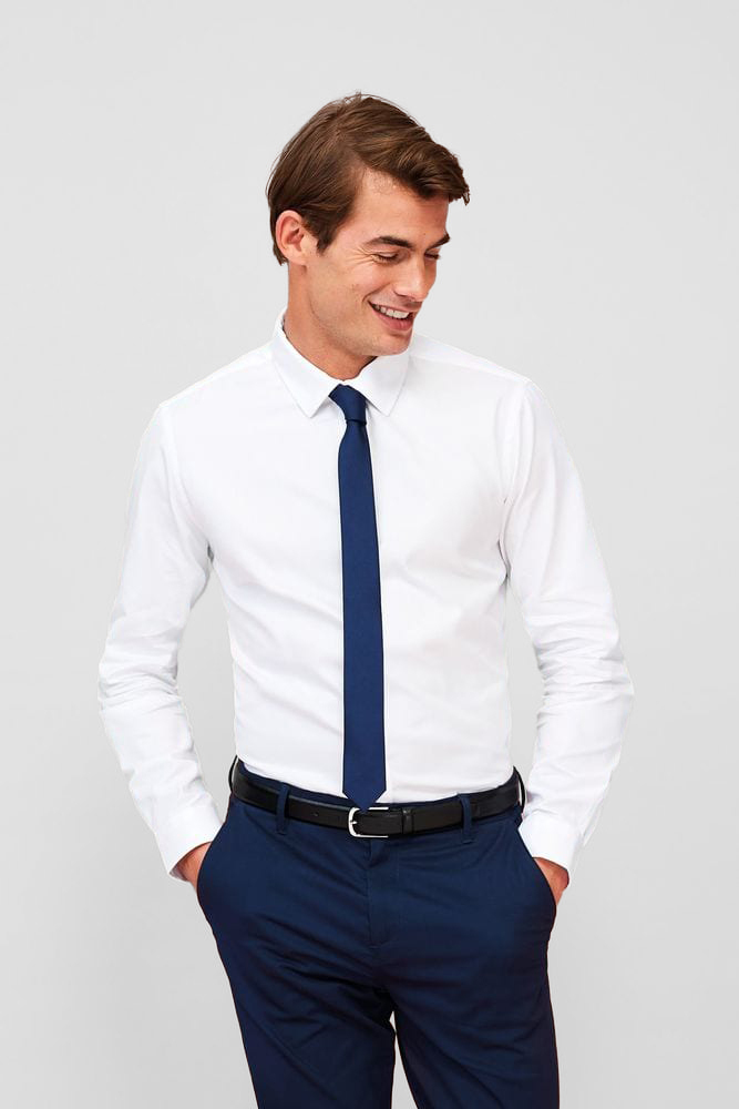 Sol's 02102 - Chemise Homme À Chevrons Brody