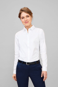 Sols 02103 - Brody Womens Herringbone Shirt