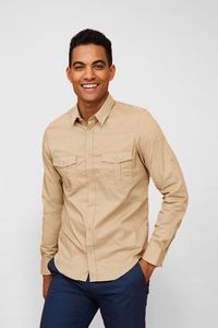 Sols 02763 - Mens Shirt Burma
